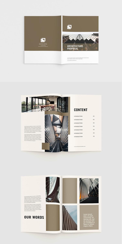 Equipment Architecture Brochure Architecture Brochures Brochure Graphic Design Brochure