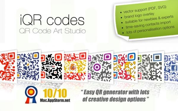 Create Beautiful QR Codes with QR Code Art Studio CreativePro - resume software mac