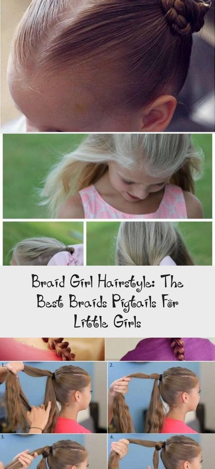 braid girl hairstyle: the best braids pigtails for little girls  #braid #braids #girls #hairstyle #little #pigtails #Headbandhairstyles #hairstylesVideos #Prettyhairstyles #Coolhairstyles #90shairstyles