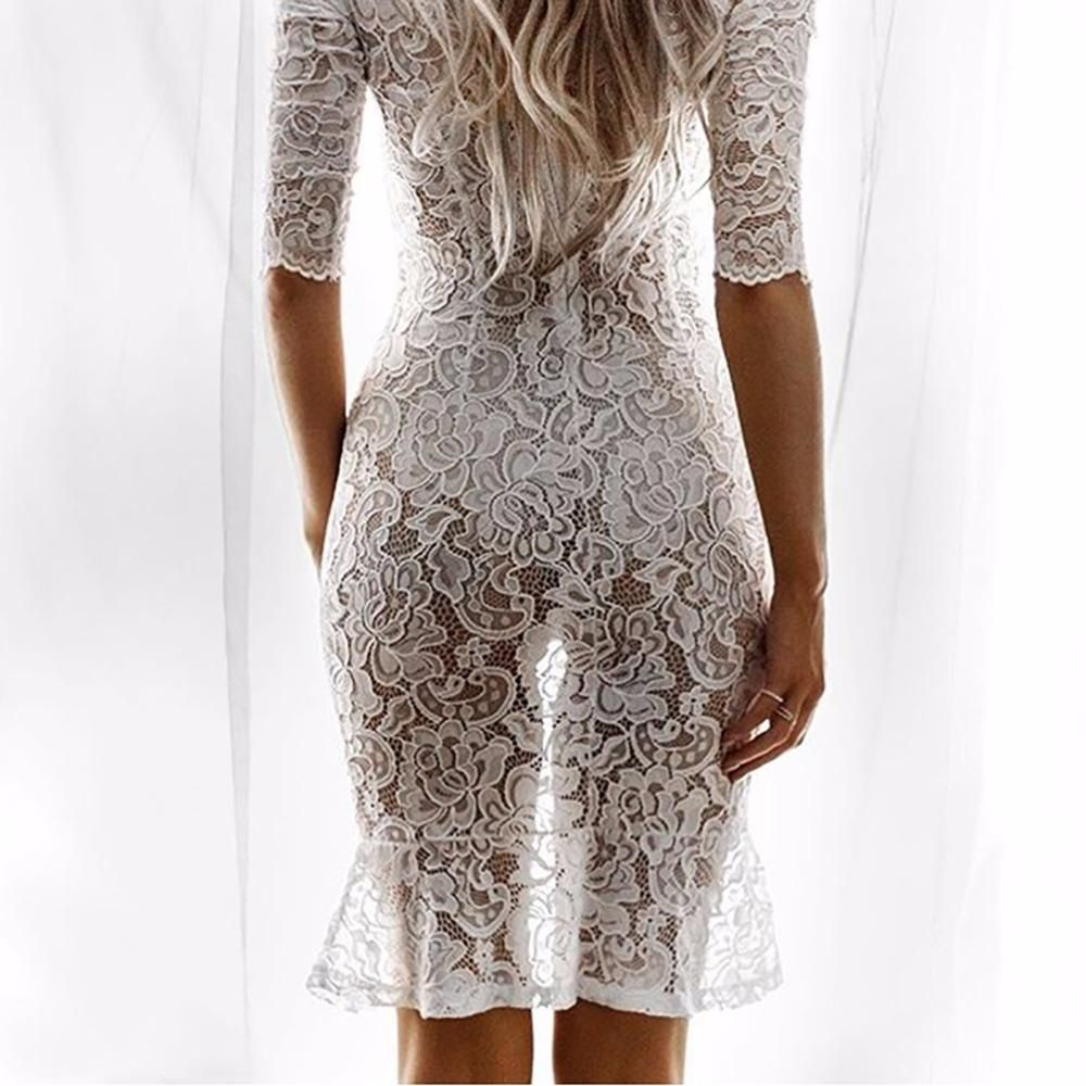 Pin By Jack Wall On Girls Girls Girls In 2020 Lace White Dress White Lace Summer Dress Lace Dress