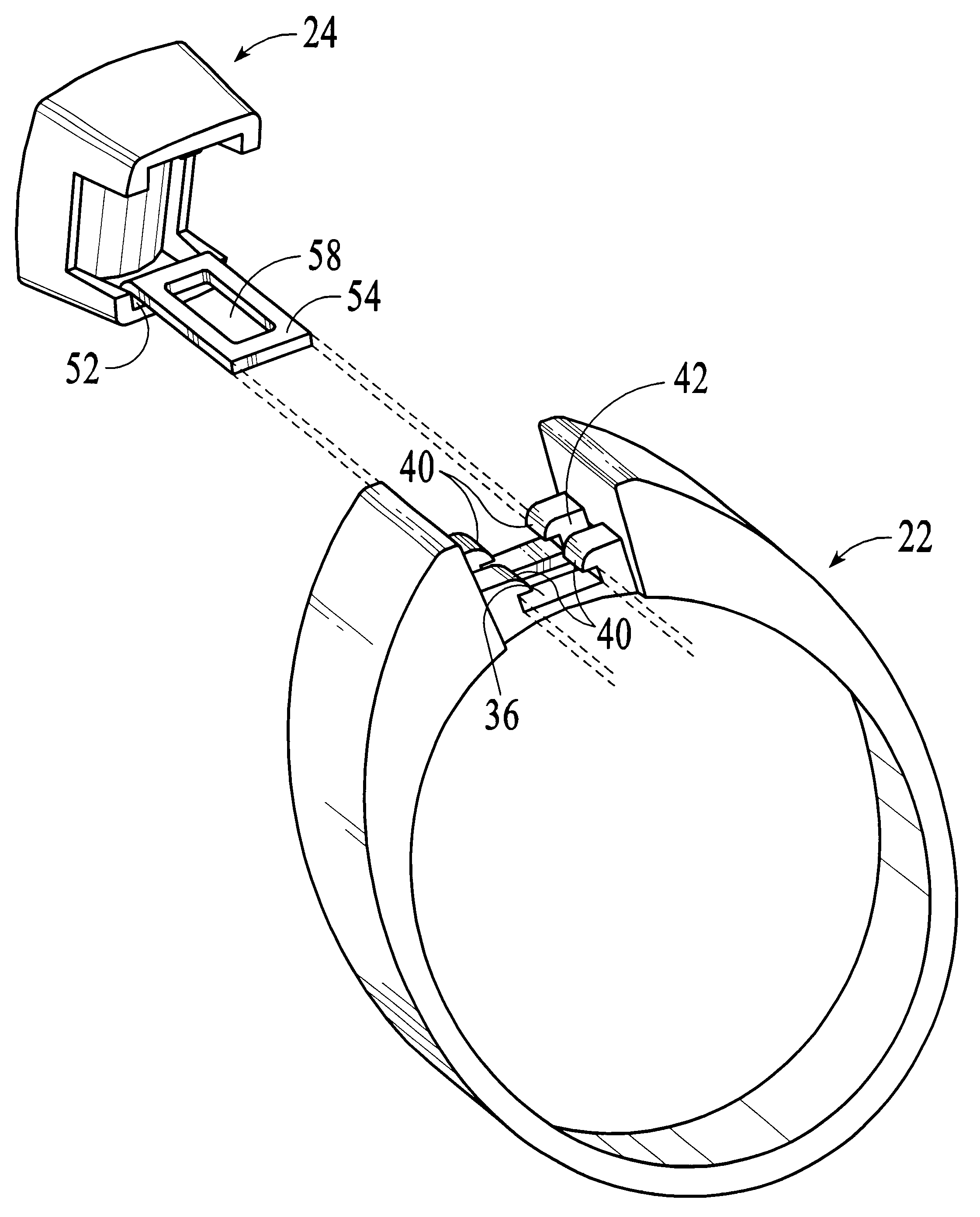 Hidden Jewelry Mechanism Patent Us