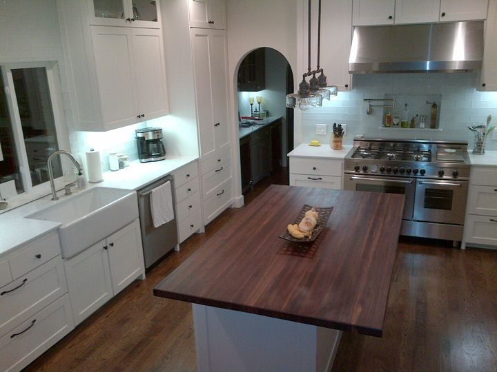 Photo Gallery   Butcher Block Countertops | Stair Parts | Wood Products    Page 5