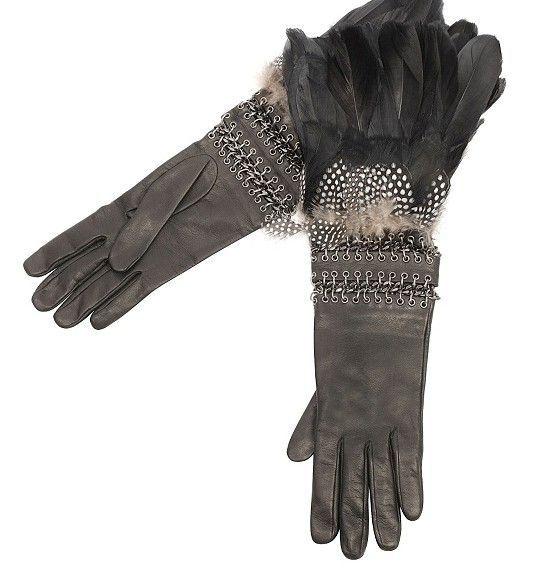 Gauntlet Gloves.