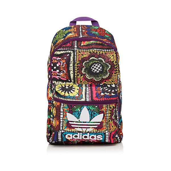 d316100b45dd Adidas Crochita backpack (135 BRL) ❤ liked on Polyvore featuring bags