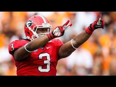 The Supreme Todd Gurley Highlights Georgia Bulldogs Georgia Bulldogs Football Bulldogs Football