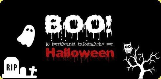 Tra caramelle, cioccolatini e zucche l'Halloween foodie in 10 infografiche
