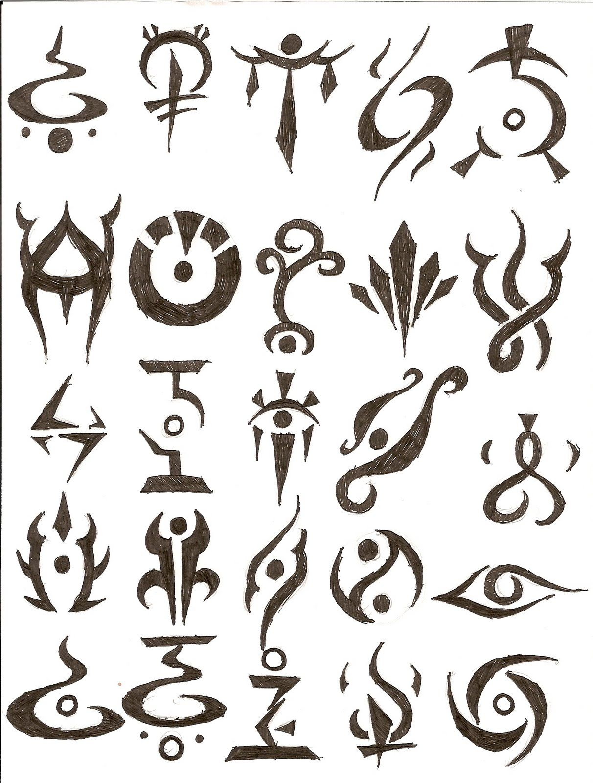 greek god symbol tattoos - Google Search | Sigil and Body ...