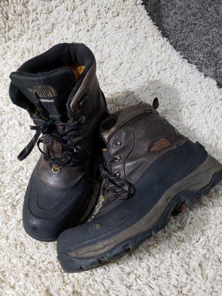 805d38845 The North Face Heatseeker Insulated Winter Boots Men's 13 Waterproof ...