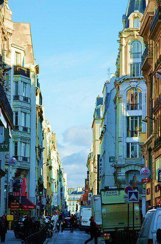 rue d'Aboukir - Paris 2e