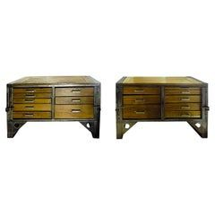 Best Industrial Chest Of Drawers Loft Style Antique Engineers 400 x 300