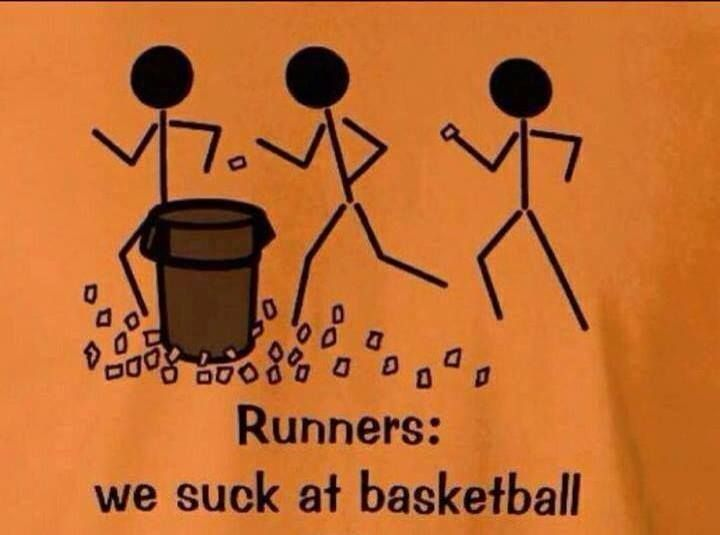 This is one sport that's definitely NOT our forte! T-Shirt design by My 5k262!