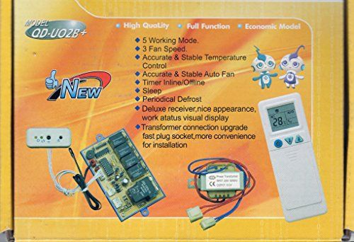 Universal Ac Ductless Minisplit Control System With Remote Sensors Sensor Electronica