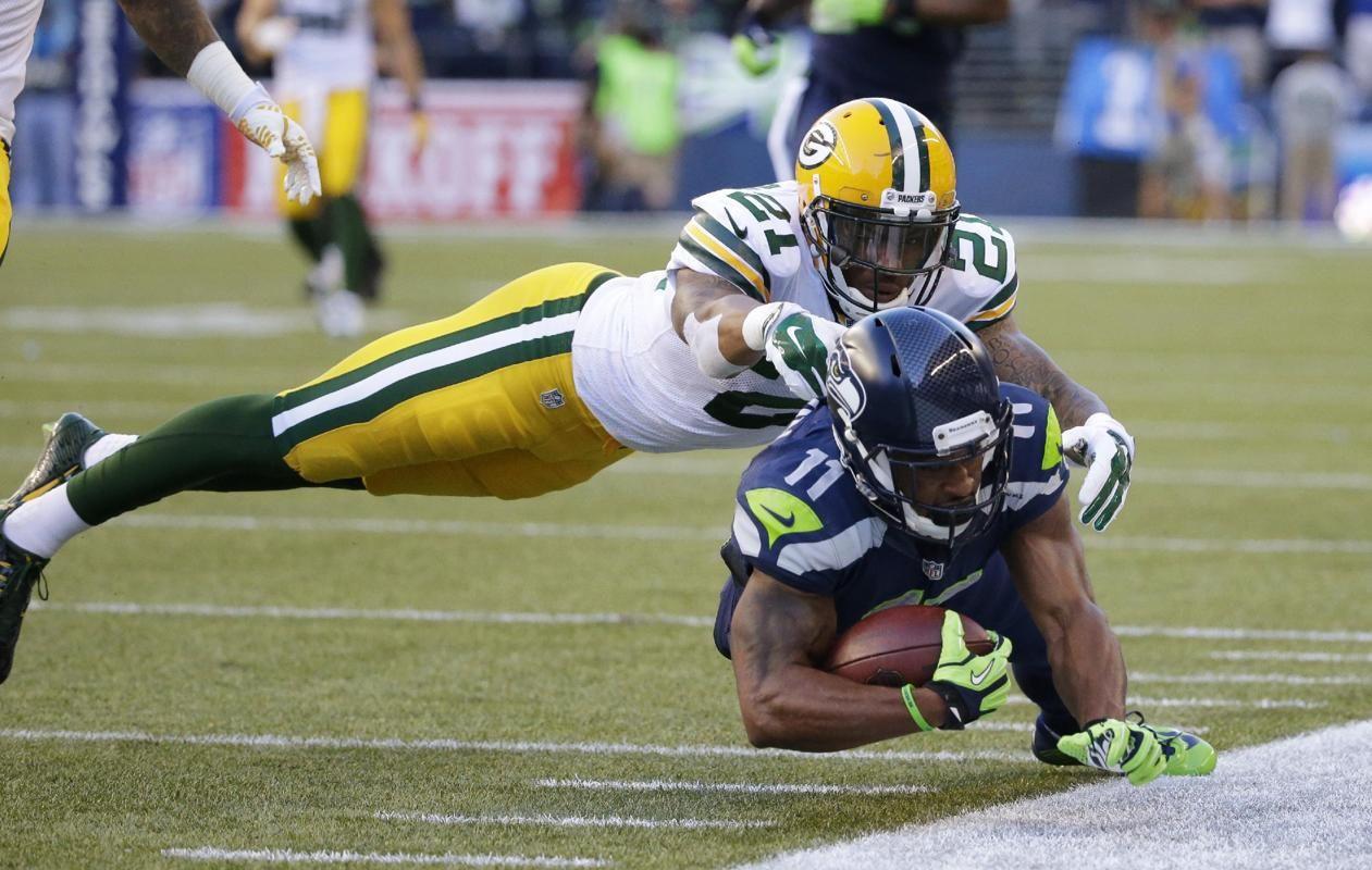2014 Nfl Kickoff Packers Vs Seahawks Packers Vs Seahawks Nfl Seahawks