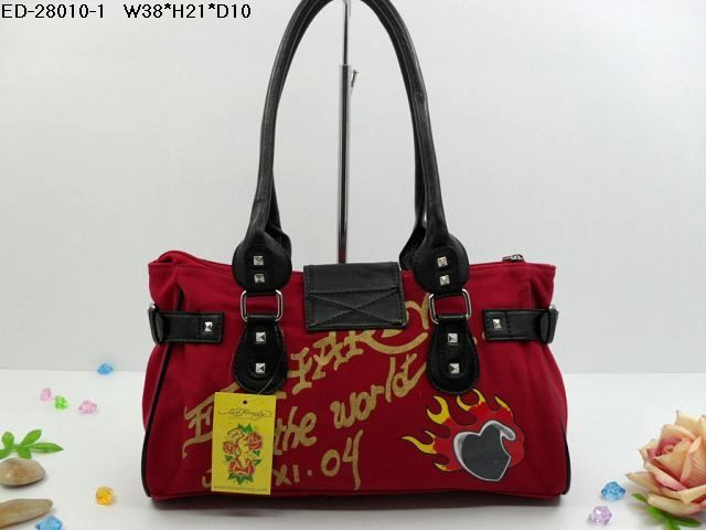 Ed hardy for the world red tote bags for sale store sell all kinds of ed  ahrd products 9840e0e52da9a