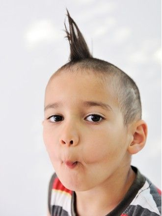 Kids Hair Styles Cool And Unique Hair Style For Boys With Images