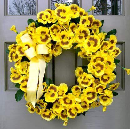 Perfect Theta wreath!
