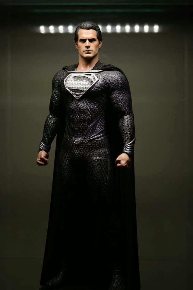 Black Suit Superman   king   Batman, superman, Superman ...  Black Suit Supe...