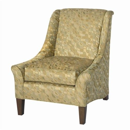 Lexington Upholstery Adrien Upholstered Armless Chair By Lexington