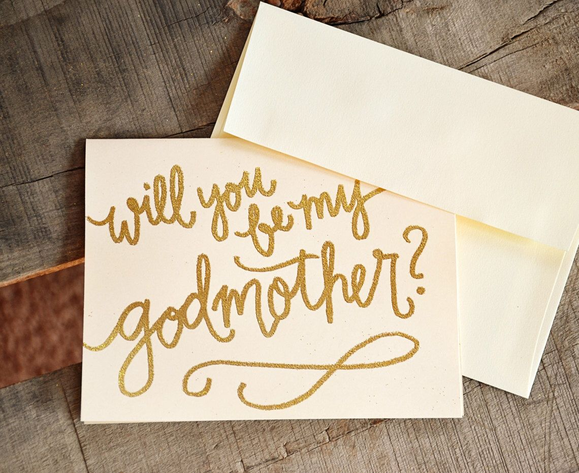 Will you be my godmother card godfather card godparents card why cant i write like this m4hsunfo