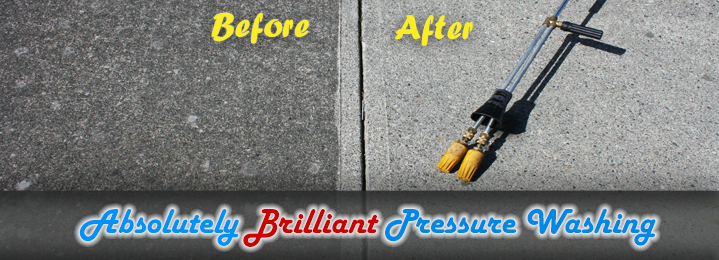 Save 67 On 1 Hour Of Hot Pressure Washing With Absolutely