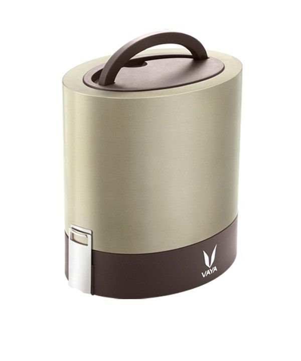 78fa15782f1 Tyffyn 1000  Buy Tyffyn 1000 ML Stainless Steel Lunch Box Online in India -  Vaya.in