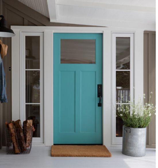 Craftsman Entry Door Single Lite 2 Panel 36 X 80 With Side Lites
