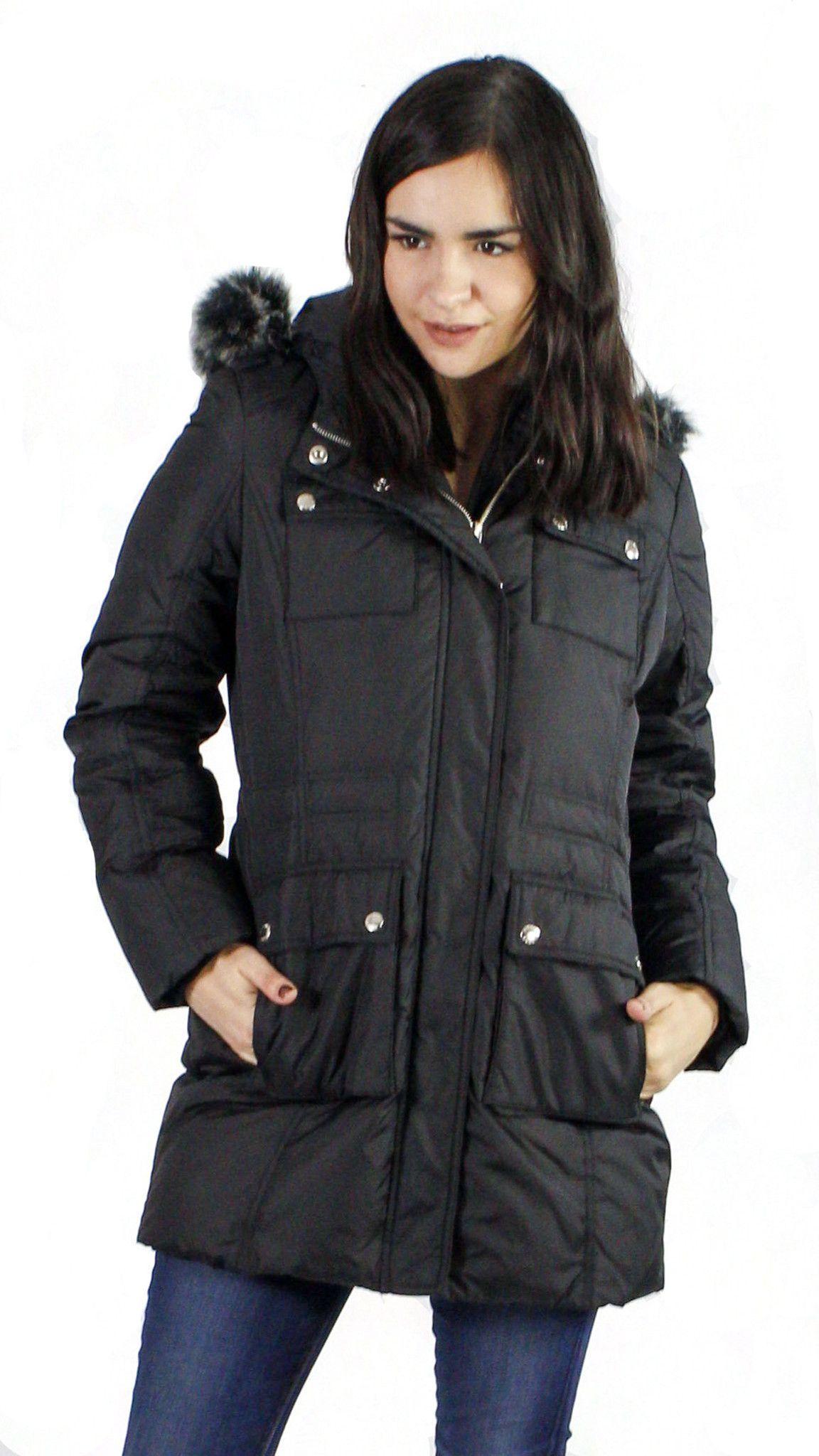 Michael Kors Double Zip Down Coat