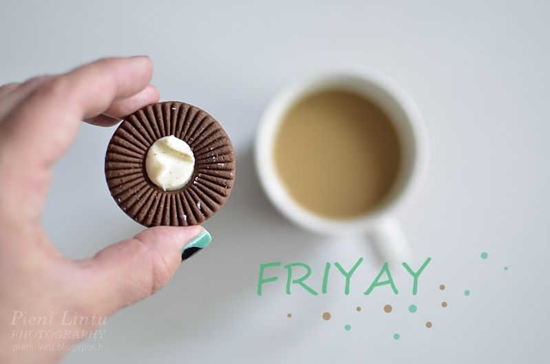 hurrah for Friday