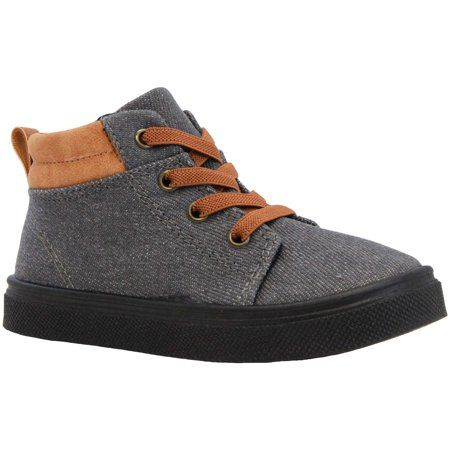 ace size 4 // oomphies toddler midtop casual shoe