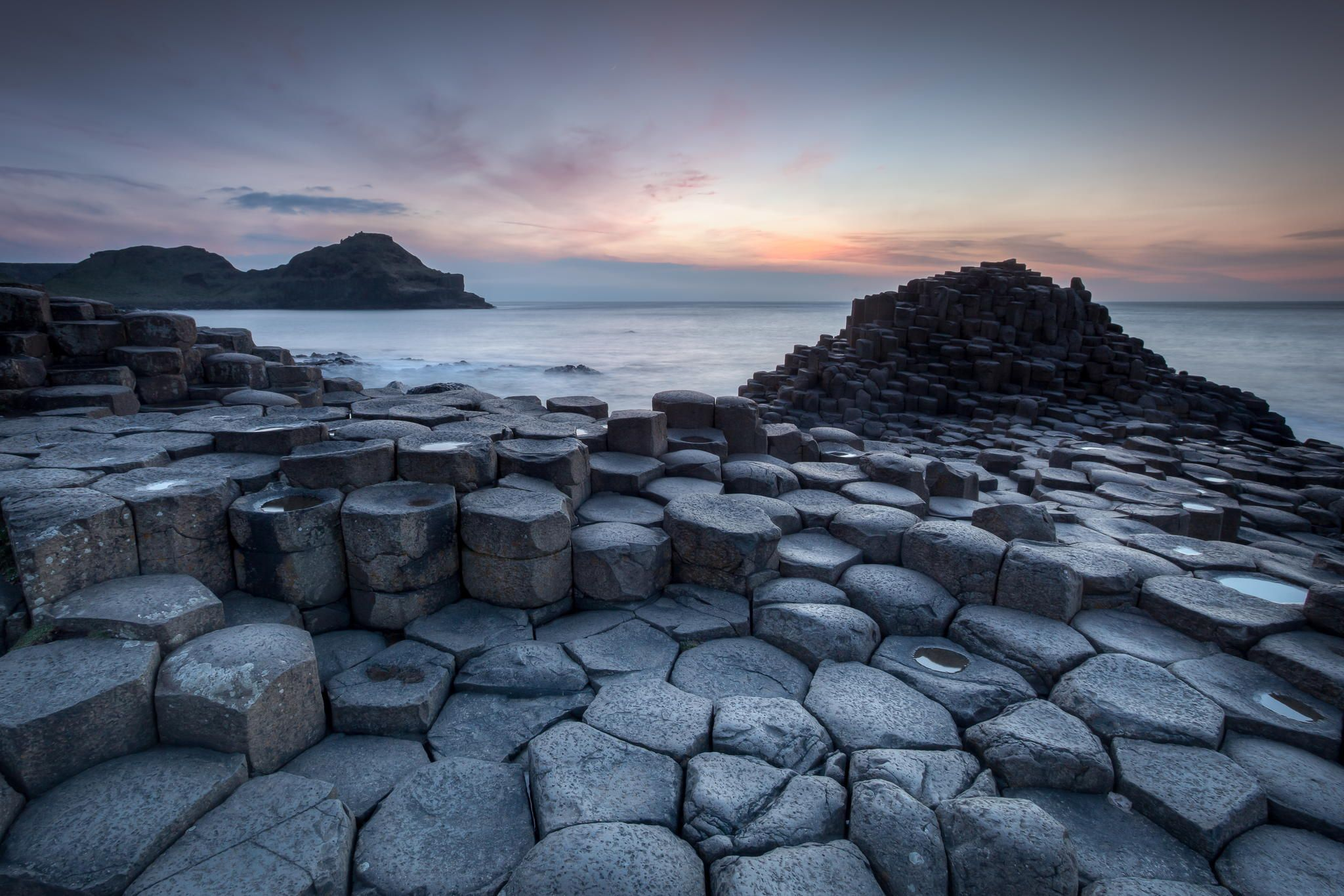 Giant S Causeway Null Ierland