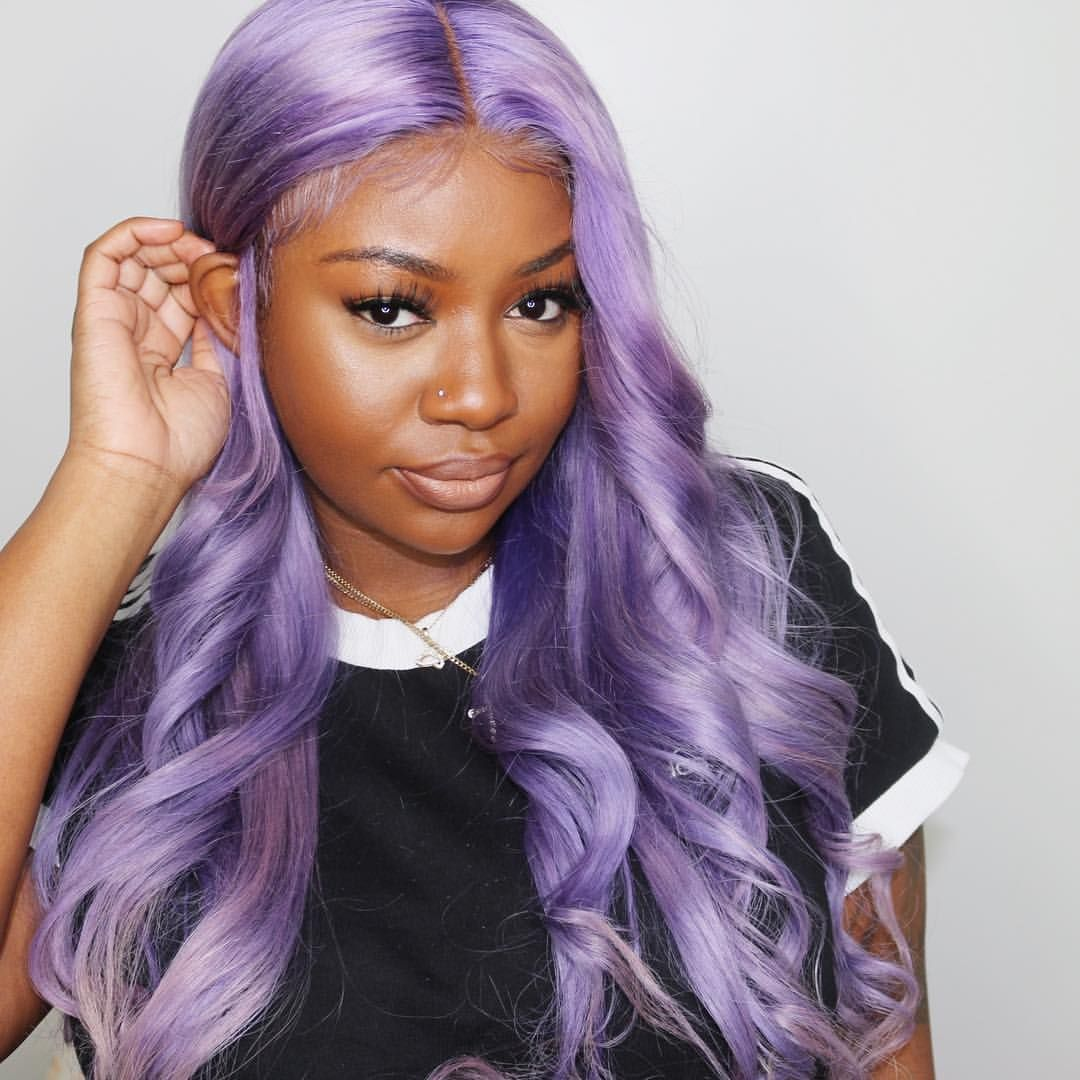 Dye Hair In Seconds With Watercolor Method Ft Wowafrican