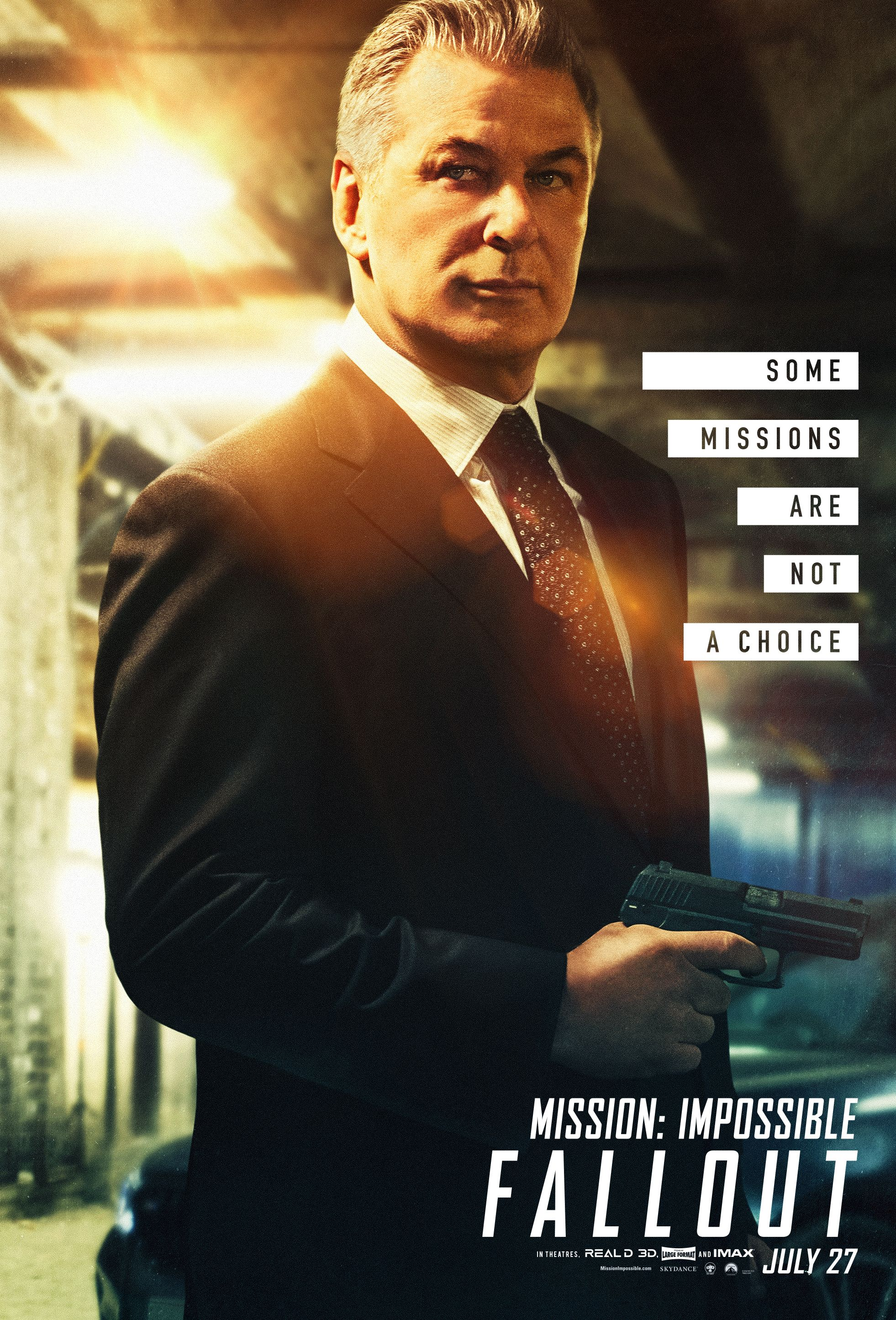 Alecbaldwin As Alan Hunley Missionimpossible Mission Impossible Fallout Fallout Movie Mission Impossible Movie