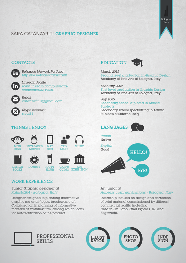 26 Graphic Design Resume Tips for Landing Your Dream Job