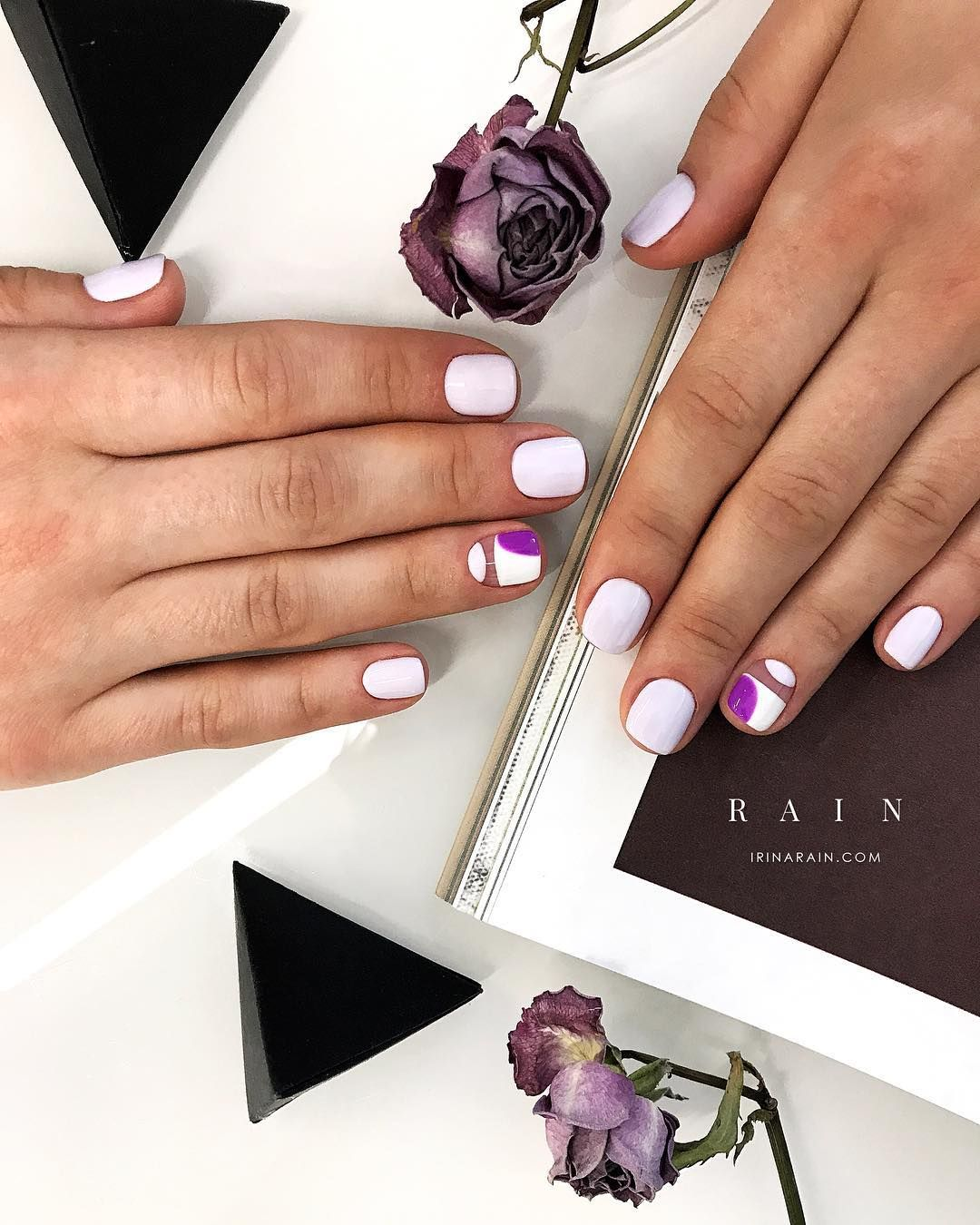 Pin by Julie Henderson on newnails | Pinterest | Neutral nails, Mani ...