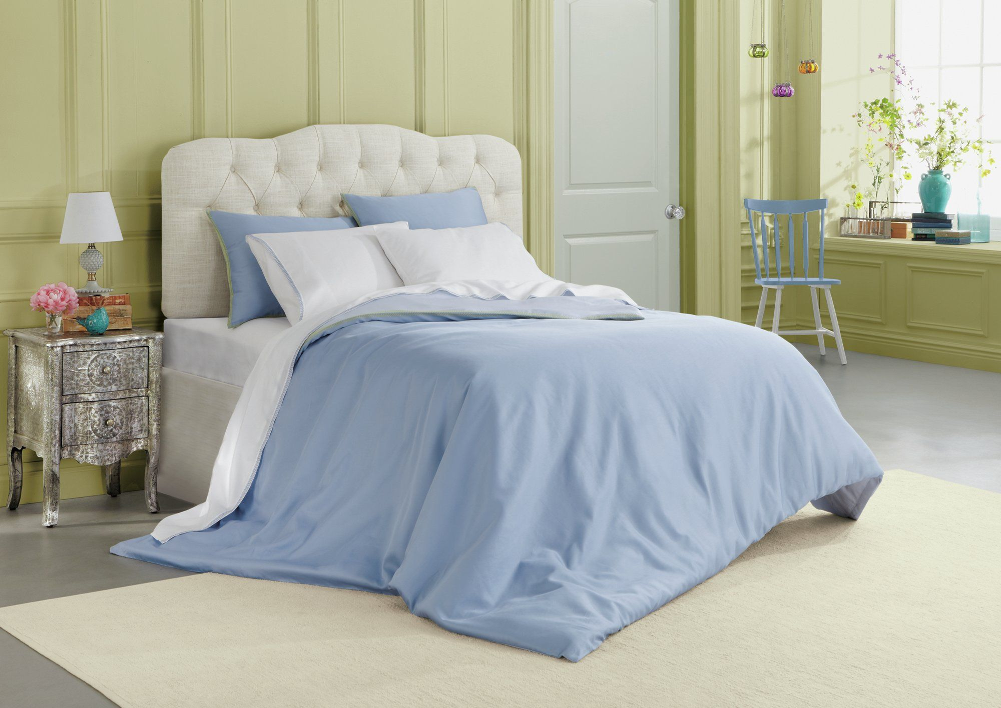 Corrie Reversible Duvet Set