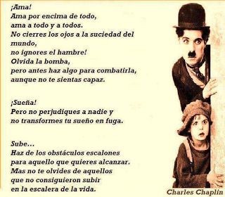 Voces Ama Charles Chaplin Frases Inspiradoras