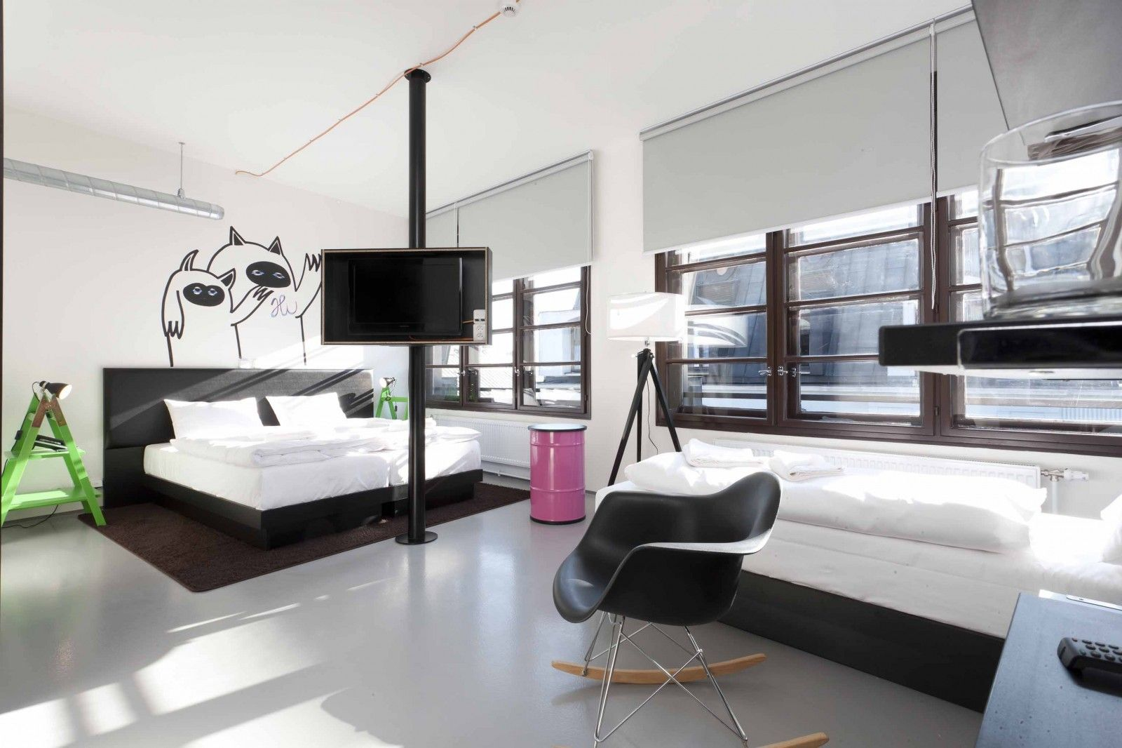 fusion hotel – Comfy Triple Room | Travel ✈ | Pinterest