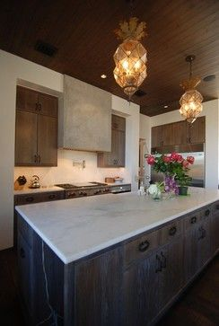 Calacatta Michelangelo Honed Marble Countertops