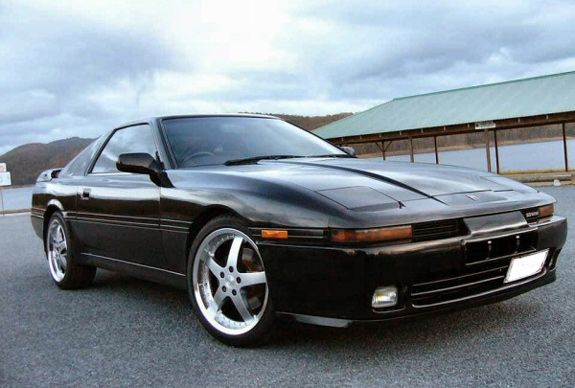 1992 Toyota Supra I Think I Like The 850i Because It Looks Like The Supra