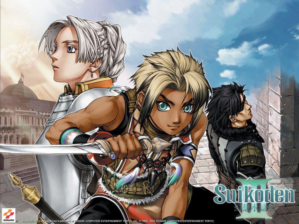 Suikoden III. Suikoden, Konami, Best rpg