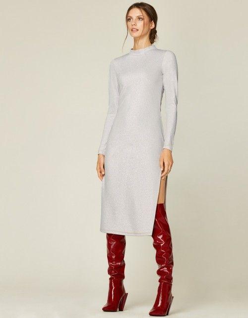 sukienki midi | showroom.pl | kleider, mode, basic kleid