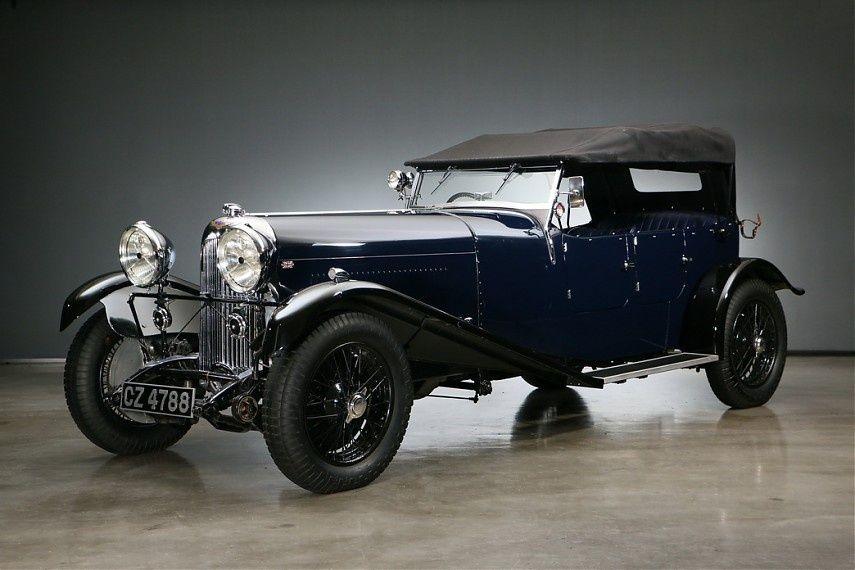 1934 Lagonda 3 Litre - 3 Liter Tourer | Classic Driver Market ...