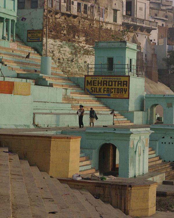 ghats, varanasi, india #travel #asia