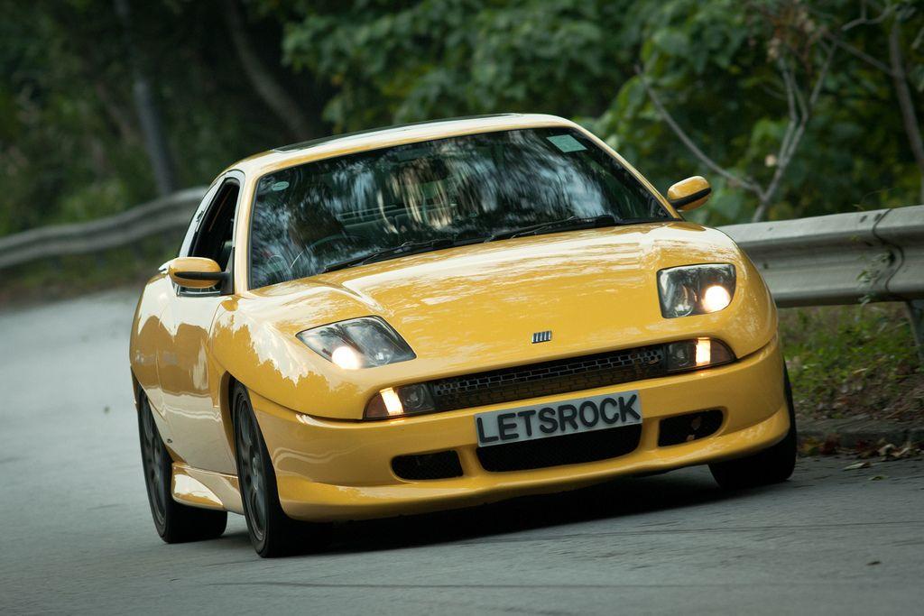 Fiat Coupe 20v Turbo Con Immagini Veicoli Auto Motori