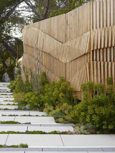 Surfacedesign Inc Hollywood Hills Residence Fence Design
