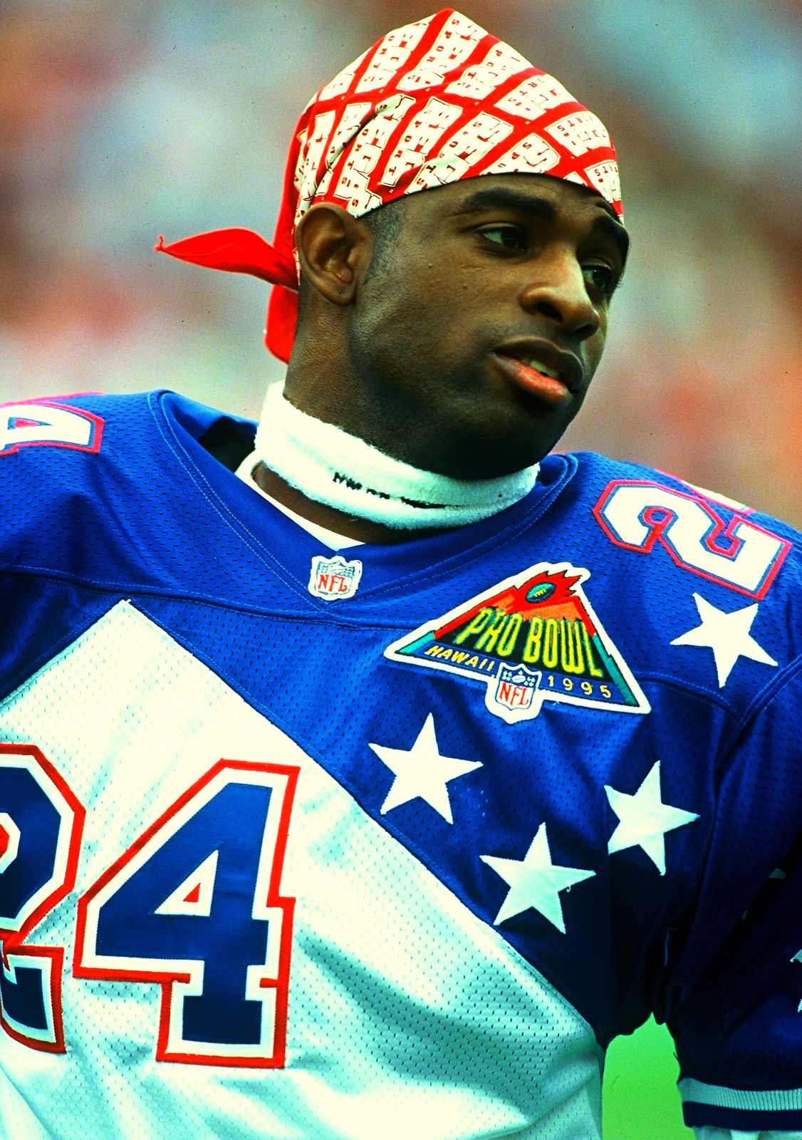 official photos 248d7 9d308 Deion Sanders #24 in Pro Bowl!! | Love!! | Dallas cowboys ...