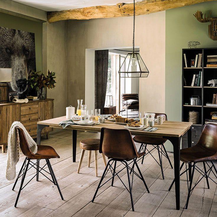 Furniture Interior Decor Vintage Maisons Du Monde Heart Of