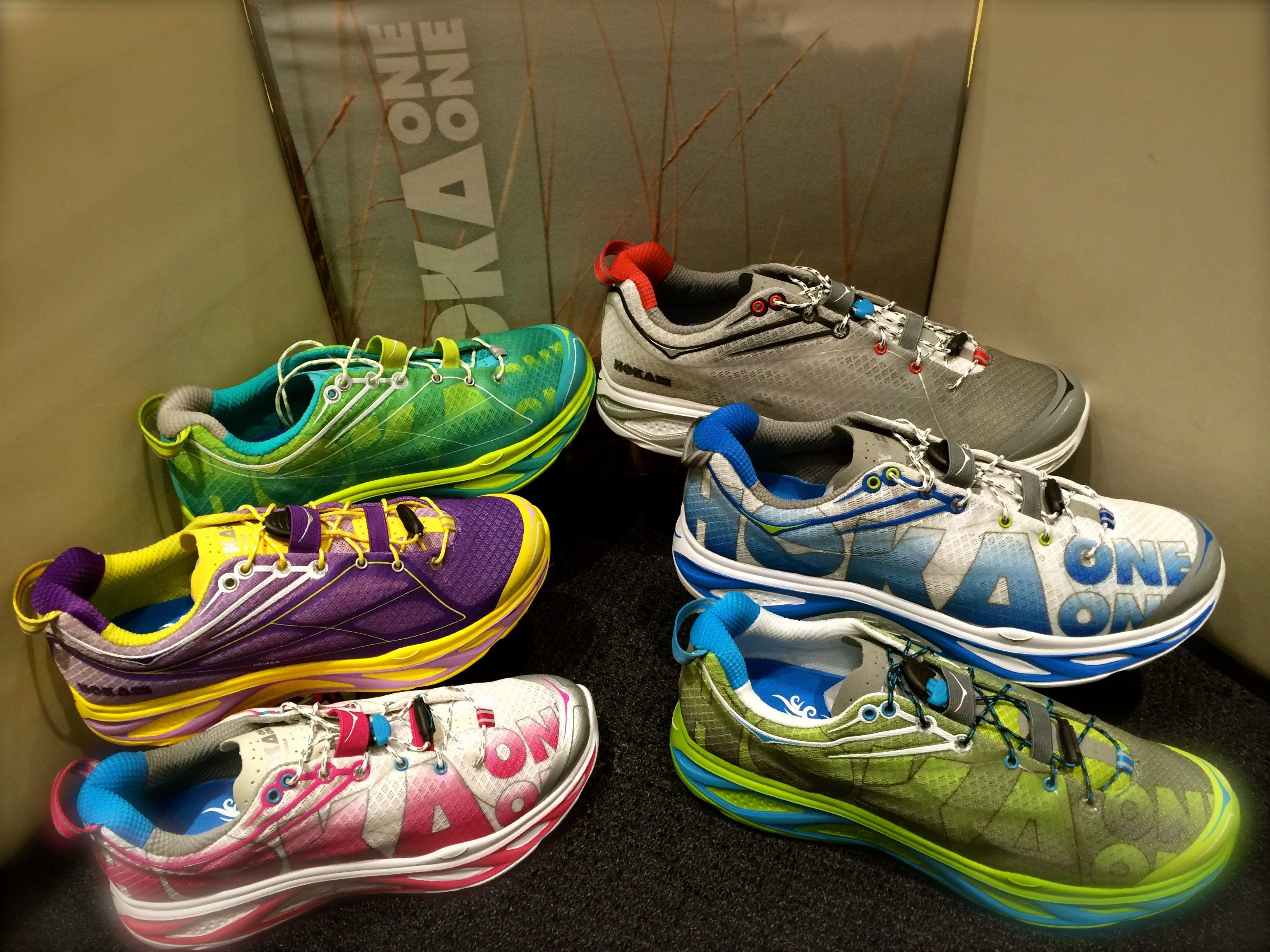 Hoka Huaka | Hoka running shoes