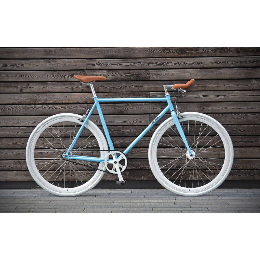 bf11286d0b5 Single Speed Fixed Gear Lightweight Azzurra Bike buy for my husband ...