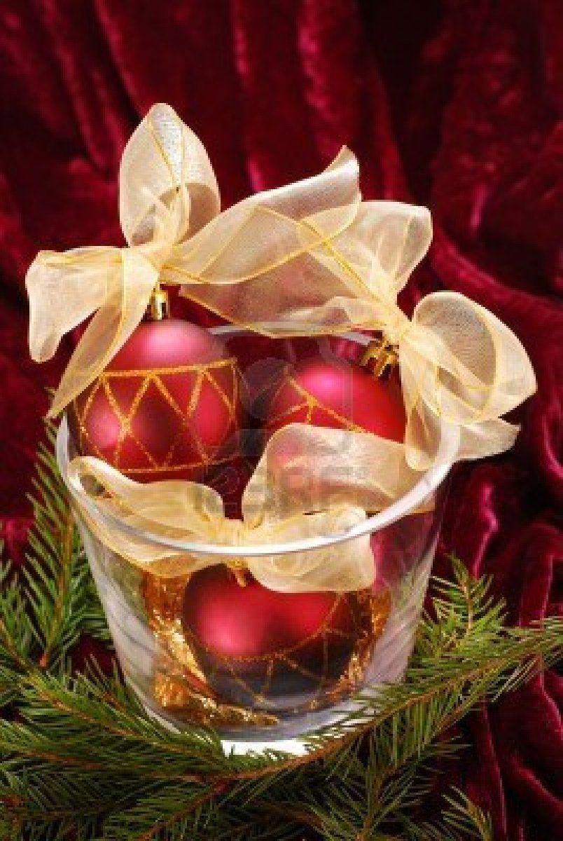 Top 3 Ideas For Christmas 2012 Centerpieces Christmas